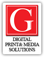Gans Digital Media Solutions |  authorized dealer for HP Latex printers, Graftech cutters, and GFP laminators