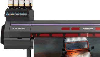 Mimaki UCJV UV-LED